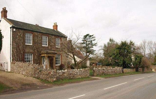 Farmhouse, Blagdon Hill