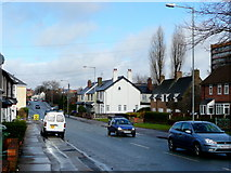 SO9698 : Rose Hill, Willenhall by Jonathan Billinger