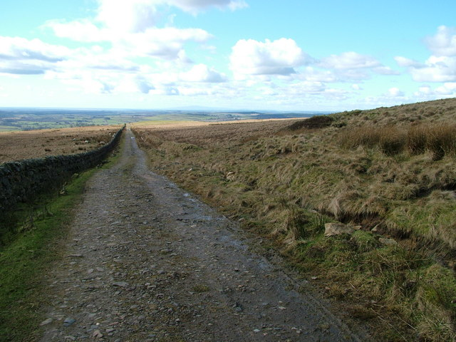 Path on Grey Hill