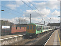 TL0449 : Bedford railway station: First Capital Connect by Stephen Craven