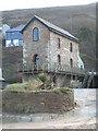 SW6947 : Engine house behind Porthtowan beach by Rod Allday