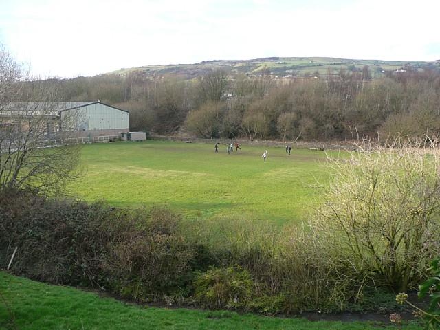 Recreation ground, Scout Road, Mytholmroyd
