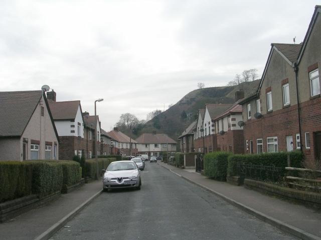 Sun Vale Avenue - Beswick Street