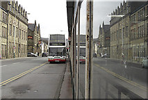 SD8122 : Bacup Road, Rawtenstall by michael ely