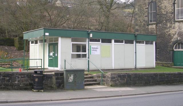 Walsden Library - Rochdale Road