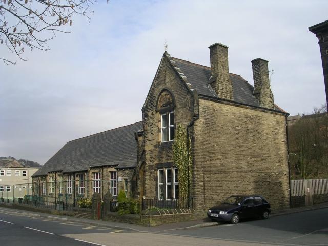 Walsden Junior School - Rochdale Road