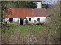 H5371 : Abandoned Cottage, Bancran by Kenneth  Allen