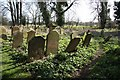 TF3896 : St.Clement's churchyard by Richard Croft