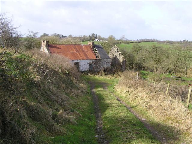 Ruin at Bracky