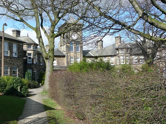 The William Henry Smith School, Boothroyd, Rastrick