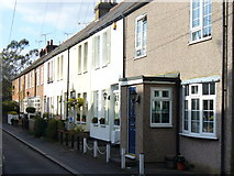 TQ1564 : Station Road, Claygate by Colin Smith