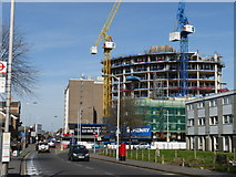 TQ3266 : Wellesley Road, Croydon by Peter Trimming