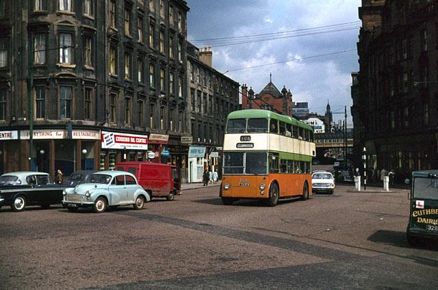 British Trolleybuses - Glasgow