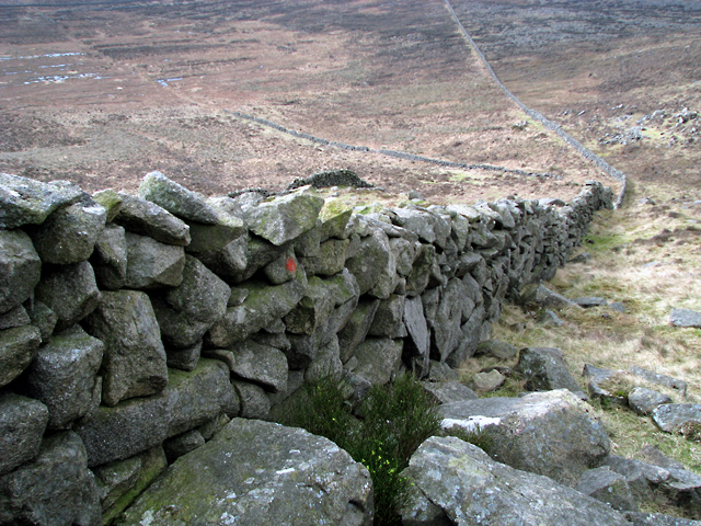 Mourne Wall, Slievenaglogh
