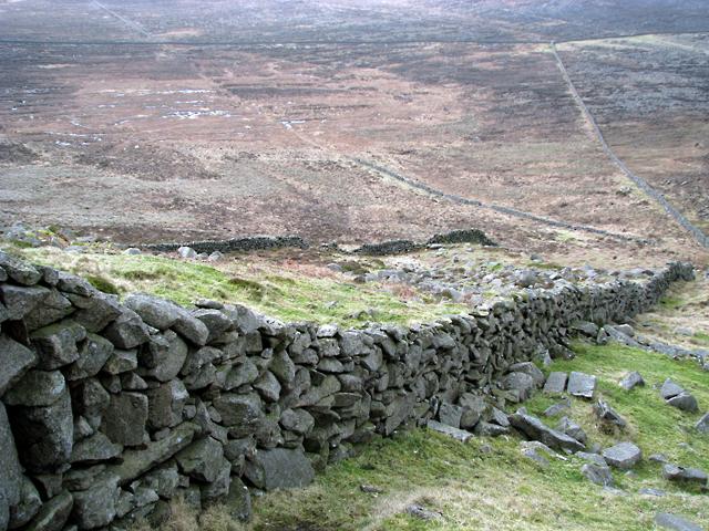 Mourne Wall, Slievenaglogh
