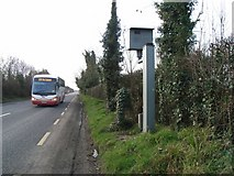 O0947 : Speed camera on the old N2 at Coolatrath West, Co. Meath by JP