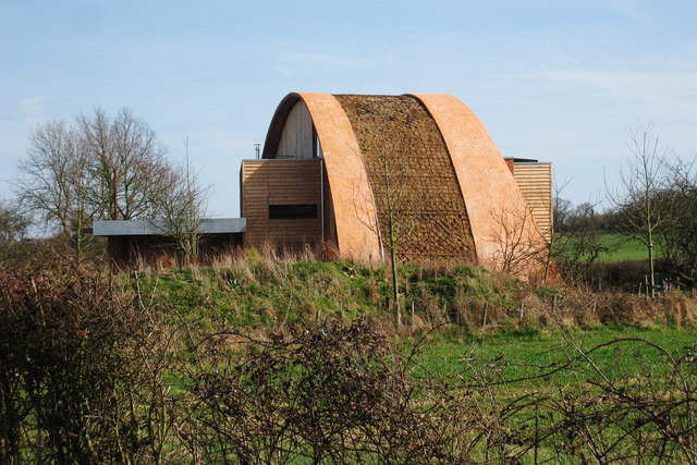"Crossway, Pagehurst Road, Staplehurst, Kent ""Grand Designs"""