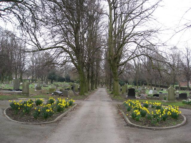 Staveley Cemetery
