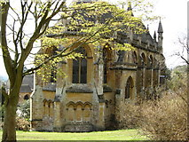 ST5071 : The Chapel, Tyntesfield by Brian