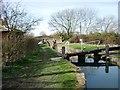 SP8814 : Puttenham Bottom Lock – Lock 11 on the Aylesbury Arm by Chris Reynolds