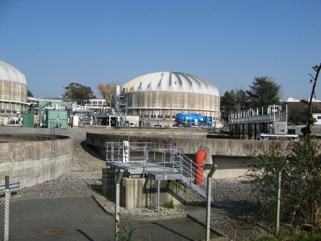 Ernesettle: Sewage Works