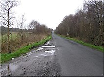 H5268 : Drumeen Road by Kenneth  Allen