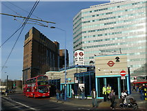 TQ3266 : West Croydon Bus Station by Peter Trimming