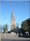 TR3570 : The parish church of St. John the Baptist, Margate by pam fray