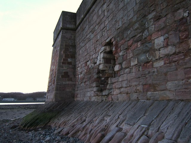Fisher's Fort and Governor's House Sea-Access
