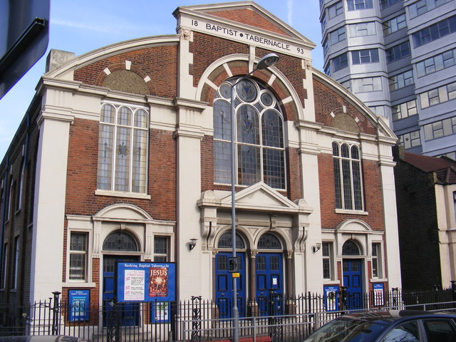 Barking Baptist Tabernacle