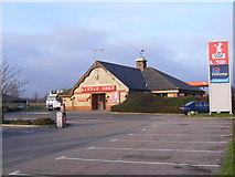 TL8820 : Little Chef, Feering, Colchester by Adrian Cable
