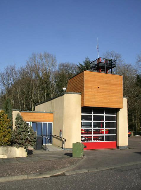 Selkirk Fire Station