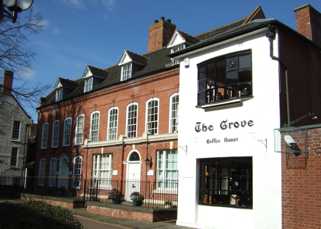 The Grove, St Mary's Place