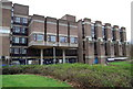 TR1459 : Templeman Library, University of Kent by N Chadwick