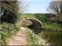 SS9712 : Tidcombe Bridge, on the Grand Western Canal, near Tiverton by Roger Cornfoot
