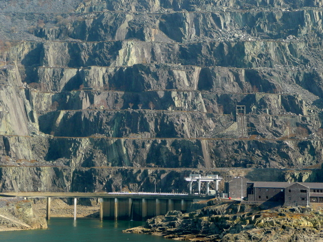 Dinorwig Hydroelectric Power Station