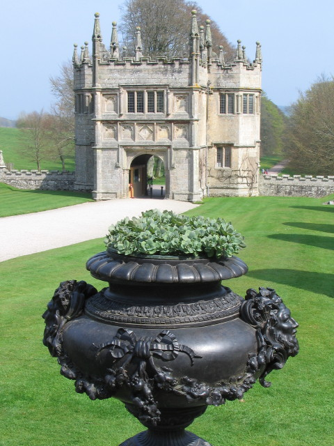 The Gatehouse, Lanhydrock House