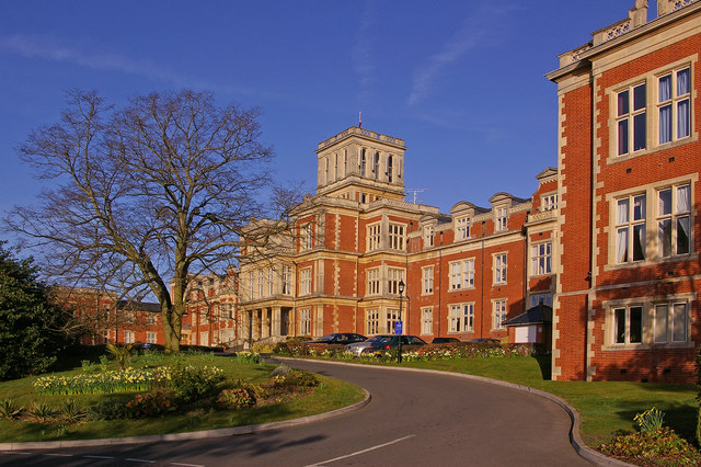 Royal Earlswood Park