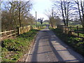 TM3769 : Hollow Lane (New Road) Bridge, Sibton by Geographer