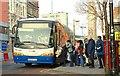 J3474 : Evening peak bus, Belfast (6) by Albert Bridge