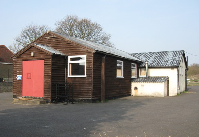 New Mill Social Centre - Former World War One Army Hut