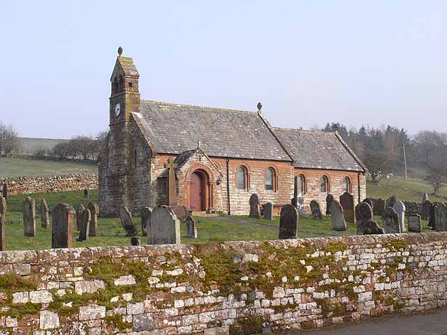 Church of John the Baptist, Croglin