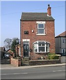 SE5023 : Temperance Cottage - Womersley Road by Betty Longbottom