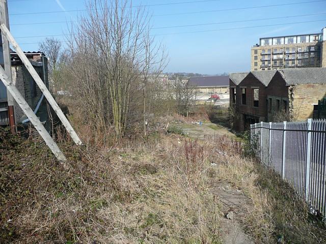 Site of Quaker burial ground, Birds Royd Lane, Rastrick