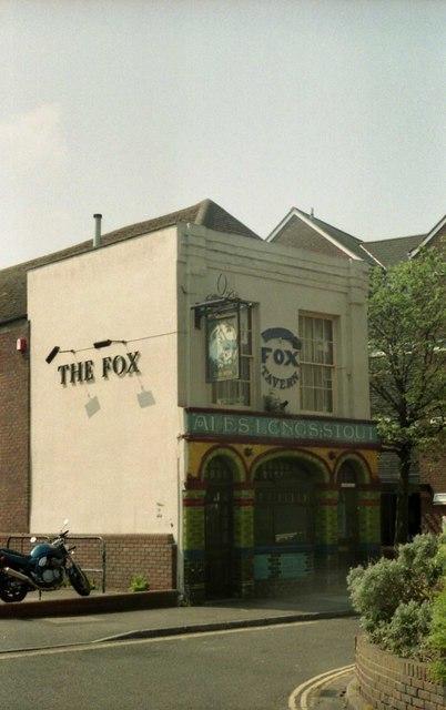 Pubs of Gosport - The Fox (2007)