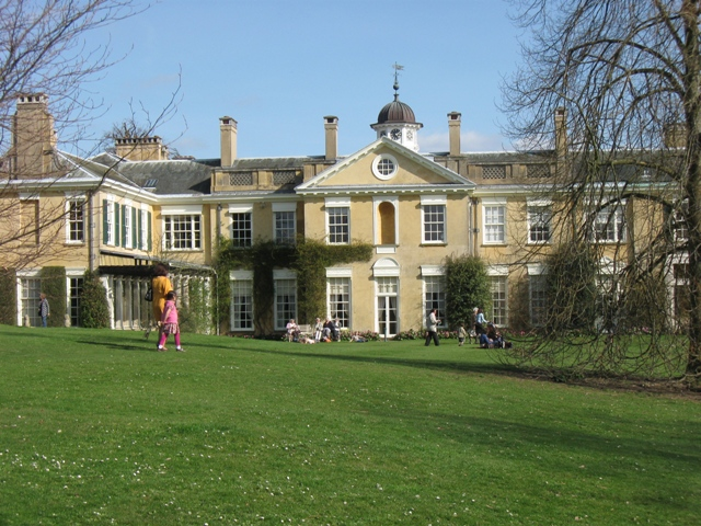 The West Front, Polesden Lacey