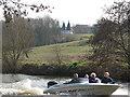 TQ7052 : Speeding up the Medway by Stephen Craven