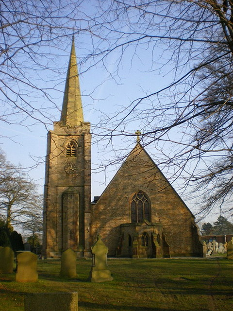The Parish Church of St Leonard, Balderstone