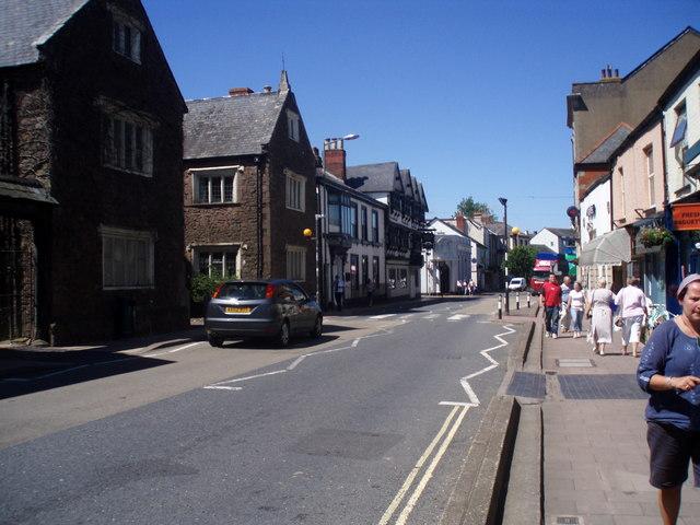 Cullompton : Fore Street