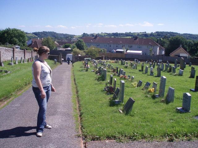 Cullompton : Cullompton Cemetery